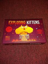 Exploding Kittens Party Pack - Exploding Kittens with up to 10 Players sealed
