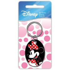 Disney Minnie Mouse Licensed Keyring-Keychain