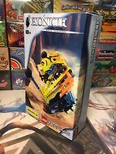 Lego BIONICLE Sand Tarakava 2001 Rahi 8549 Custom Display Box