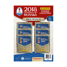 World championship/World cup Complete Sports Sealed Sticker Packs