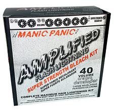 Manic Panic 40 Vol Flash Lightning Bleach Kit