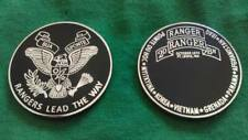 2nd US Army Ranger Challenge Coin Global War on Terror