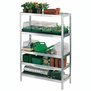 Greenhouse Versatile Shelving