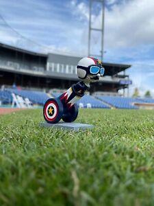 kannapolis Cannon Ballers mascot Bobblehead Chicago White Sox