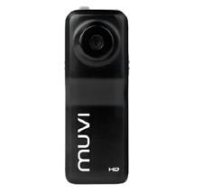 Veho MUVI 1080P HD10X Micro Mini Handsfree Body Camera DVR VCC-003-MUVI-1080