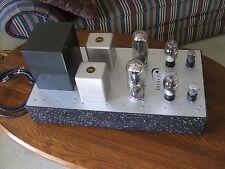 Monaco Ultra Fi Class A Single Ended 845 Tube Amplifier James Audio Transformer