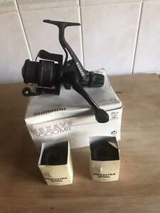 Shimano Nexave 3000 MR Reel Boxed & Unused With Two Spare Spools - 2 of 2
