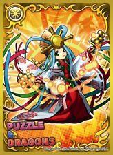 Puzzle & Dragons Amaterasu Okami Card Game Character Sleeves PAD P&D No.183