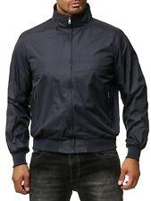 Chaqueta para hombre Cazadora chaqueta de transición Bombardero Rompeviento