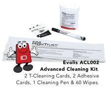 Evolis High Trust ACL002 Cleaning Kit for Evolis Zenius, Primacy & Elypso