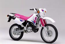 Yamaha DT 125 Full decal sticker set