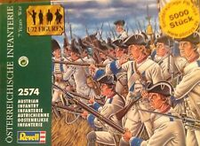 Soldatini 1/72 AUSTRIAN INFANTRY, 7 years war-  REVELL 2574