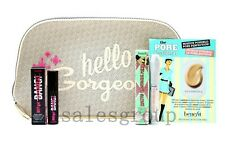 Benefit Mascara,Brow Conditioning Primer,The Pore Fessional 4 PC Travel Set Kit