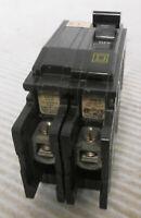Square D Type QOU Circuit Breaker 20A 120/240VAC 2P