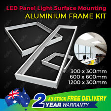 Aluminium Surface Mounting Frame for 300mm 600mm 1200mm Led Panel Lights