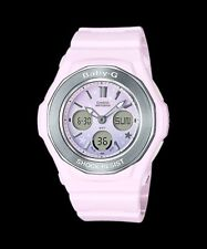 BGA-100ST-4A Baby-G Lady Watches Analog Digital Casio Resin