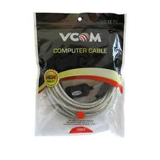 VCOM 2.0 A (M) to USB 2.0 A (F) with IC Power 10m Grey Retail Packaged Extens...