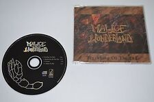 Malice In Wonderland - Beginning Of The End / Privat Pressed 2002 / Rare EP
