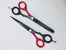 """forbice set 6""""/15.24 cm sfoltire e dentata parrucchiere Barbiere (wa0018)"""