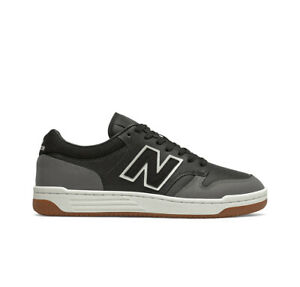 NEW BALANCE BB 480 LBR Court black grey gum BB480LBR NEU