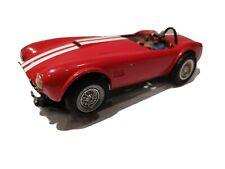Revell 1/32 Vintage Slot Car. AC Cobra Racing.