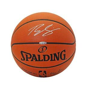 Ben Simmons Signed Spalding NBA Basketball Autograph