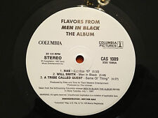 FLAVORS FROM MEN IN BLACK - THE ALBUM  '97 US Promo Lp NAS/WILL SMITH/SNOOP - NM