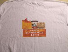 "Starbucks Coffee Logo ""Remember Summer"" T-shirt - L"