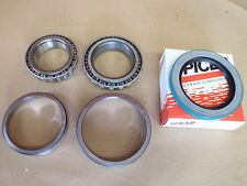 WHEEL BEARINGS & SEAL KIT TIMKEN OR SPICER CHEVY GMC KING PIN K30 DANA 60 FRONT