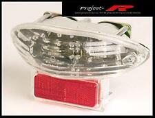 CLEAR LED TAIL LIGHT UNIT GSX1300R HAYABUSA GSX 600/750 1300 'E' MARKED CE