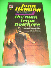 THE MAN FROM NOWHERE ~ BY JOAN FLEMING ~ 1964 PB BOOK