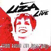 Live from Radio City Music Hall by Liza Minnelli (CD, Nov-1992, Columbia (USA))