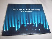 21ST CENTURY SCHIZOID BAND (KING CRIMSON) -LIVE IN JAPAN-INCD1001 NEW SEALED CD