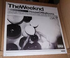 The Weeknd - House Of Balloons - Vinyl Record Sealed Weekend Album In Hand 🚚💨