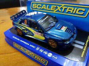 Skalextric Subaru Impreza WRC Atkinson 8