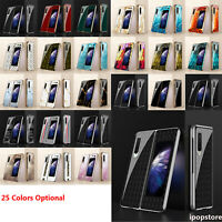Protective Cover Phone Case Sleeve Shell for Samsung Galaxy Fold 2/F9000/W20