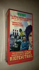 The Wonderful, Horrible Life of Leni Riefenstahl [VHS], Very Good VHS, Reizô Koi