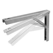 """Folding Shelf Bracket (16"""")(Sold Each)"""