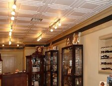 30 Ceiling Tiles - Ceilume Stratford - 2' x 4' - White - FREE SHIPPING!