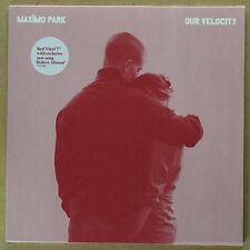 "MAXIMO PARK - Our Velocity ***ltd red 7""-Vinyl***NEW***part 2***"