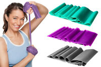 3 Pc Toning Resistance Bands - Yoga & Pilates Stretch Exercise Bands