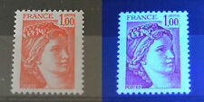 Variété sur n° 1972 neuf **. Sans phosphore. TB. Cote 2010 : 5 €.