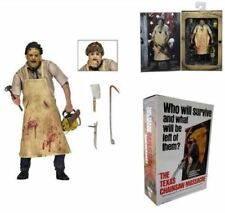 "The Texas Chainsaw Massacre 40th Anniversary Reeltoys ACTION FIGURE 7"" Toy"