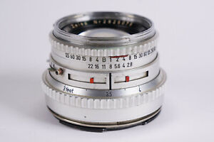 Hasselblad Carl Zeiss Planar 80mm F2.8 chrom Lens, Made in Germany SN: 2825079