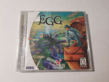EGG: Elemental Gimmick Gear (Sega Dreamcast, 1999) BRAND NEW AND SEALED RARE