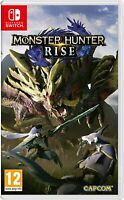 Monster Hunter: Rise (Switch) Brand New & Sealed