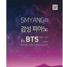 SMYANG's Emotional Piano Score for BTS DNA Serendipity K-POP Music Book Bangtan