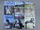 Lot 6 Breyer Just About Horses Magazines JAH 2008 BreyerFest Program Alborozo