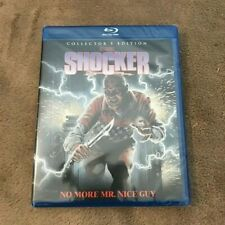 Scream Factory SHOCKER BLU RAY NEW Slasher horror Wes Craven