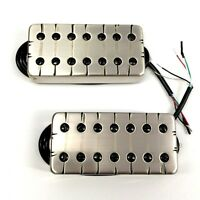 Bare Knuckle Aftermath 7-String Humbucker Pickup Calibrated Set Tyger Cover